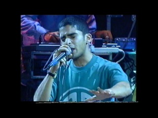 ASIAN DUB FOUNDATION  -  Free Satpal Ram @ Paris Bercy '98
