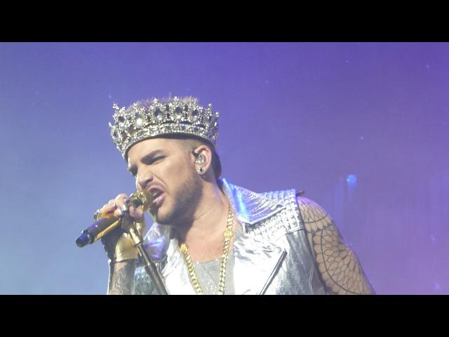 Queen Adam Lambert - QAL2017 Tour - WATC WWRY GSTQ - Boston - 7-25-17