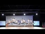 FISAF Int World Fitness & HIP HOP UNITE Championships 2017. PR junior Grande Aerobic: Infiniti (RUS)