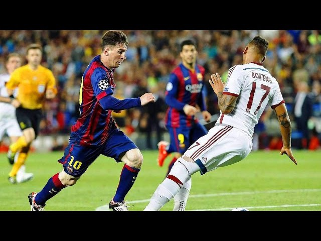 10 Greatest Humiliations by Lionel Messi ► The King of Humiliation ||HD||