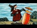 Остров сокровищ Фильм 1 Карта капитана Флинта 1986 Советский мультфильм Золотая коллекция