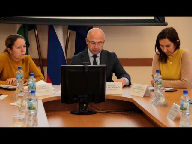 Город посетил министр здравоохранения региона Анвар Бакиров