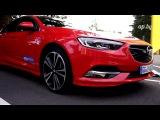 Новое поколение Opel INSIGNIA премьерный тест Автопанорамы
