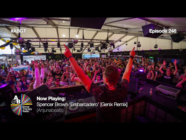 Group Therapy 248 with Above Beyond and Jerome Isma-Ae