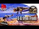 Arma 3 RED BIR Iron Front. Achtung!Der beginn Besetzung Kretas!