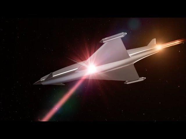 Компания BAE Systems разрабатывает систему для создания защитного отражающего лазерного щита