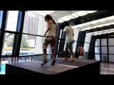 Juan Matos &amp Amneris (Masterclass Pachanga) - BSC 2013