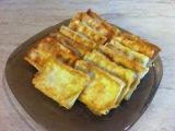 Гренки из лаваша с сыром. Быстро, вкусно и просто на завтрак. Мамулины рецепты.