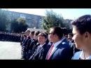 Көкшетау қазақ түрік лицей мектебінде алғашқы қоңырауында кеш қонағы 01 09 2016