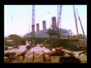 Titanic - Movie Set Construction Time Lapse