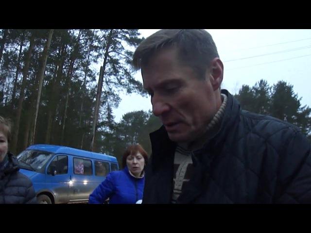 Министр сельского хоз-ва Карелии Лабинов считает, что не обязан беседовать о зве...