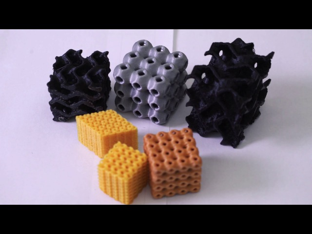 Printed schwarzites may be building material of the future