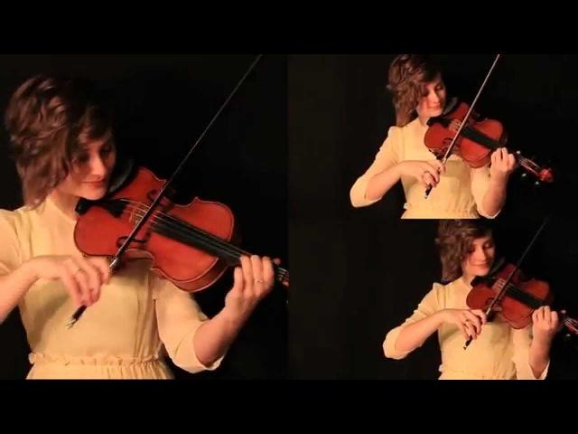 Downton Abbey Theme on Violin - Taryn Harbridge