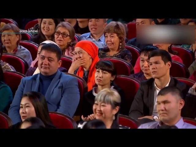 Весь зал ВЗОРВАЛСЯ! Турсынбек Кабатов ЖАНА ЖЫЛ 2017 HD