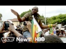 "Zimbabwe's Resistance Leader Says Mugabe Is ""History"" (HBO)"