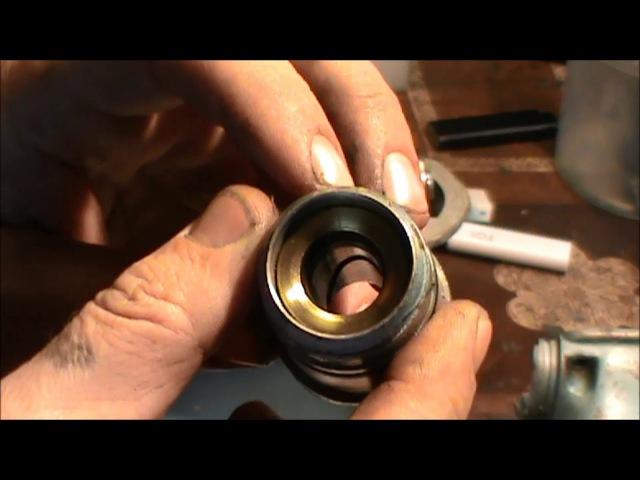 Обзор по обслуживанию лодочного мотора Johnson- Evinrud 4-7 Hp 50-70г. 1 часть.