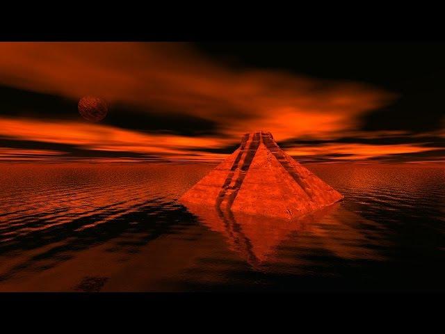 Нисхождение к Ар-раме. Бессмертная материя подземного Огня.Транс медитация.