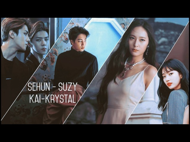 [AU] Death Eaters|| Sehun/Suzy Kai/Krystal