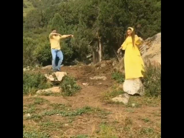 Адам и Айша Яндиевы