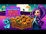 Halloween Farm Festival Zeta's Zany Pumpkin Patch Fun Kids Games
