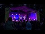 Намгар на фестивале Крутушка 2017. Отрывки из выступления.