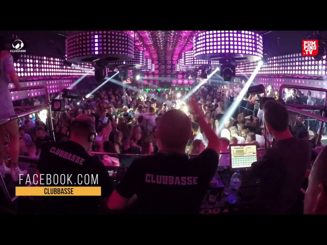 CLUBBASSE @ MAGNES - RTIA - VIDEO LIVE MIX 60min