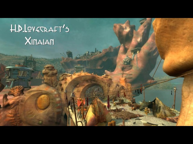 H.P.Lovecraft's Xinaian