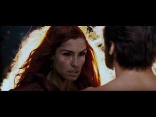Marvel X-Men The Last Stand - Wolverine Kills Phoenix