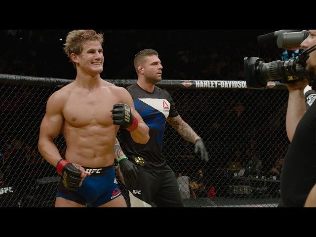 UFCNorfolk Fight Night Norfolk: Sage Northcutt - Super Ready to Entertain