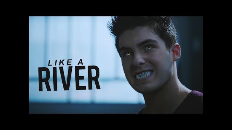 • Theo Raeken   Like A River [6x06]