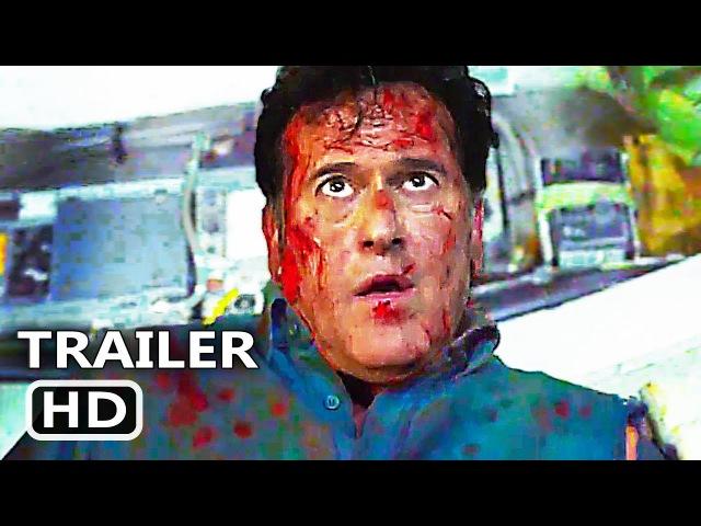 ASH VS EVIL DEAD Season 3 Trailer (2018) Bruce Campbell, TV Show HD