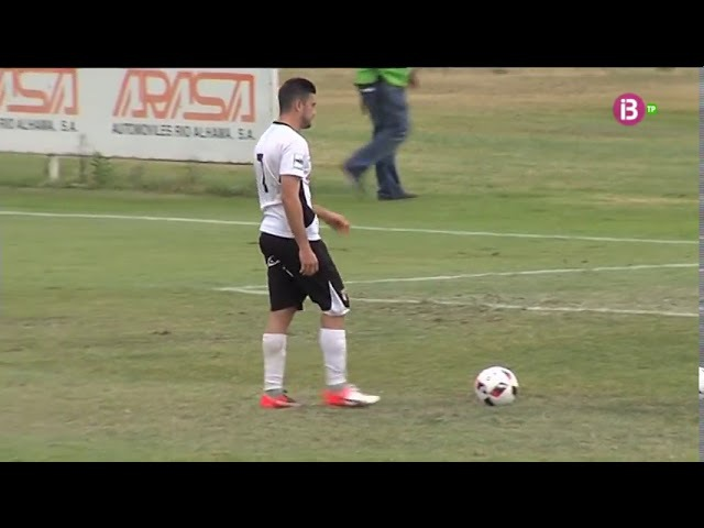 Tudelano vs SD Formentera penalty Copa del Rey 16 17 12 10 2016 480p