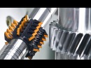 HYPNOTIC Video of Extreme CNC Machine in Action Manufacturing Complex Part WFL MillTurn M120
