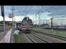 Электровоз ВЛ10у-545 с грузовым