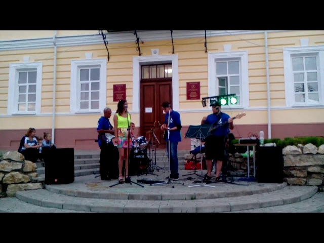 Кавер группа 16 Регион Аргентина-Ямайка 5:0(Live)