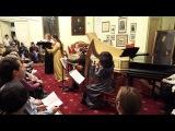 Концерт к 450-летию Клаудио Монтеверди
