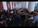 Штурм мэрии и митинг в Одессе. Одесские проститутки KADORR Group.
