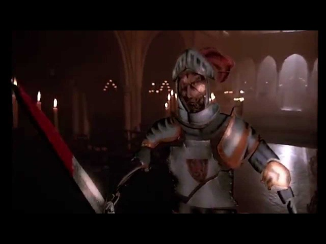Young Sherlock Holmes - Stained Glass Knight (1985)