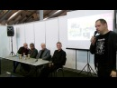 Jazz Edication in Russia Panel Discussion 3