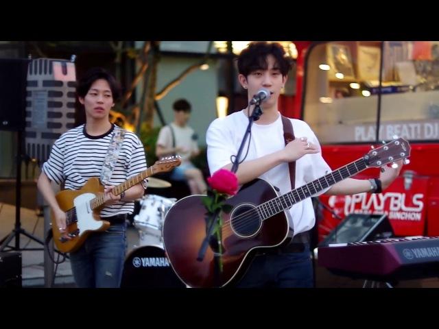 2017 The Rose (밴드 더 로즈)의 신촌 버스킹 풀 영상