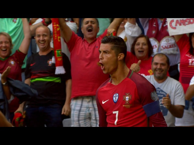 Cristiano Ronaldo vs Faroe Islands Home HD 1080i (31/08/2017) by 1900FCBFreak