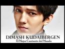 EL MEJOR CANTANTE DEL MUNDO / Dimash Kudaibergen / THE WORLD´S BEST SINGER /
