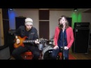 LiLi Roquelin Peter Lobo - SMILE - Live Performance [GuitarVocals]
