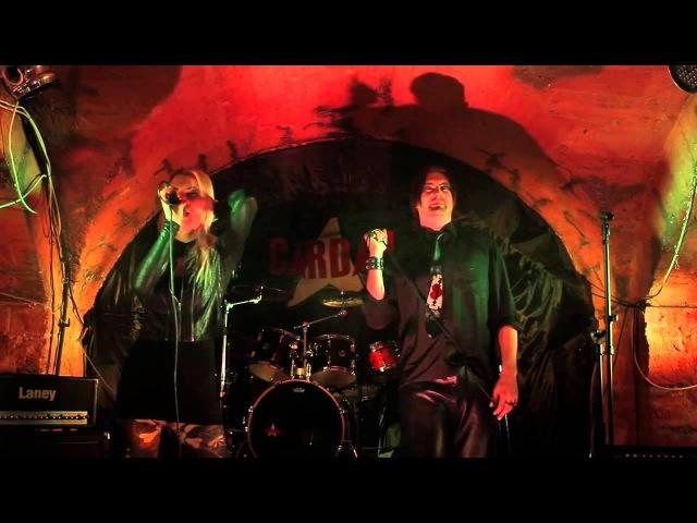 ManOK - Аутодафе (live@Cardan club)