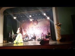 Mavliya Bakaeva Мавлия Бакаева Tarik El Noujum 2016 Professionals orchestra