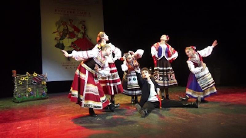 ТОПОТУШКИ У САМОВАРА ГАЛА КОНЦЕРТ 2017 Русский танец