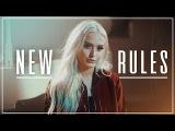 NEW RULES - Dua Lipa  PIANO VERSION! KHS &amp Macy Kate COVER