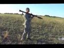 Обучение стрельбе из РПГ-7