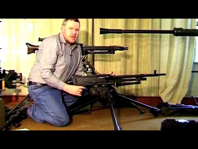 Пулемёт - L7 GPMG или L7А1