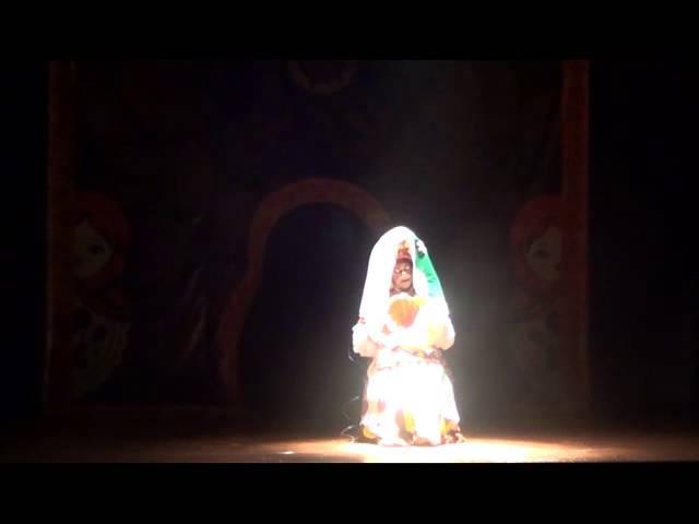 Театр кукол, теней и актёра Отражение (Москва) Русской национальное шоу КАЛИНКА-МАЛИНКА